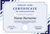 Certificate Templates in Microsoft Office Certificate Templates Free
