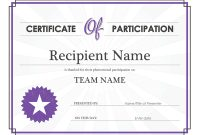 Certificates – Office for Microsoft Word Certificate Templates