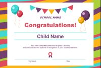 Certificates – Office intended for Certificate Templates For School