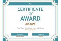 Certificates – Office regarding Microsoft Office Certificate Templates Free