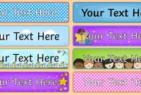 Classroom Decorations: Display Banners – Primary Resources throughout Classroom Banner Template