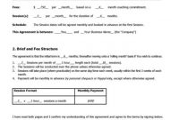 Coaching Agreement Contract Template (Sample) | Coaching inside Business Coaching Contract Template