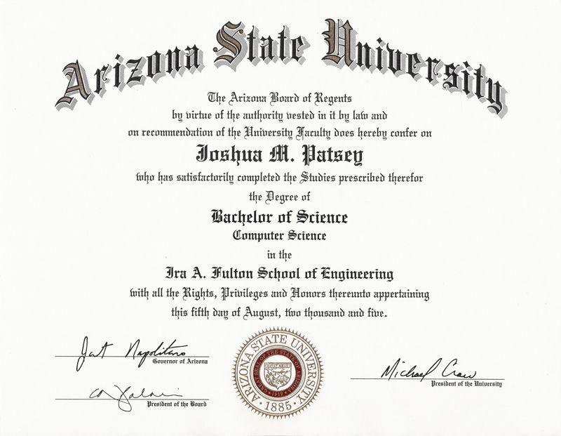 College Diploma Template   Graduation Certificate Template inside College Graduation Certificate Template
