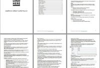 Company Credit Card Policy Template | Policy Template within Company Credit Card Policy Template