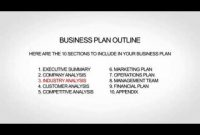 Construction Business Plan with General Contractor Business Plan Template