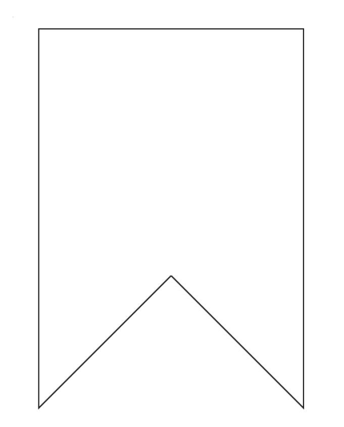 Cornstalks & How To Make An Outdoor Banner | Pennant Banner throughout Homemade Banner Template