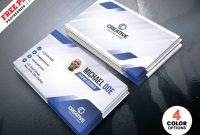 Creative Business Card Designs Free Psd | Free Business Card Inside Unique Business Card Templates Free