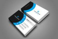 Creative Business Card Template regarding Web Design Business Cards Templates
