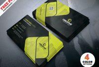 Creative Business Cards Design Psd Templatepsd Freebies regarding Creative Business Card Templates Psd