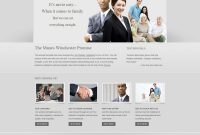 Creative Business Website Psd Template Free Download with regard to Template For Business Website Free Download