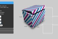 Custom Box/envelope Template Generator! This Is Great And with regard to Card Box Template Generator