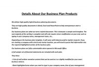 Deliver A Clothing Design And Manufacturing Business Plan Template throughout Business Plan Template For Clothing Line