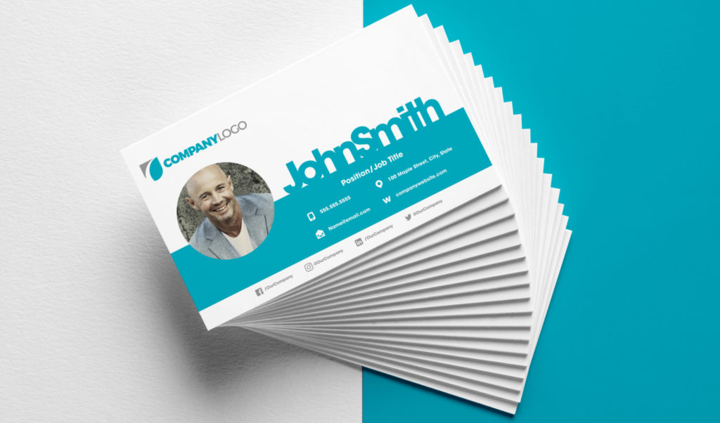 Design Print Ready Business Cards With Gimp | Logosnick pertaining to Gimp Business Card Template