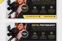 Digital Photography Web Banner Template | Premium Psd File throughout Photography Banner Template