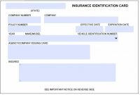 Download Auto Insurance Card Template In 2020   Progressive inside Fake Auto Insurance Card Template Download