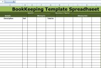 Download Bookkeeping Small Business Templates – Free Excel throughout Excel Templates For Small Business Accounting