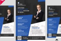 Download] Business Flyer Template Free Psd | Psddaddy intended for New Business Flyer Template Free