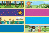 Editable Classroom Banners | Primary Teaching Resources with Classroom Banner Template