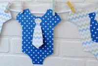 Eight Examples Of Baby Shower Themes – With Free Onesie regarding Diy Baby Shower Banner Template