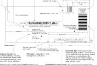 Envelope Design Throughout Usps Business Reply Mail Template
