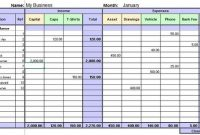 Excel Cash Book For Easy Bookkeeping / Pro Photo Blogger throughout Excel Templates For Small Business Accounting