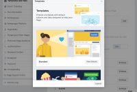 Facebook Geschäftsseite Beispiele & Kostenlose Vorlagen inside Facebook Business Templates Free