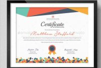 Free 40+ Best School Certificate Templates In Ai | Indesign for Free School Certificate Templates