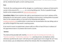 Free 8+ Sample Business Coaching Agreement Templates In Ms with Business Coaching Contract Template