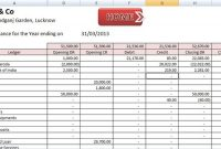 Free Accounting Spreadsheet For Small Business Excel in Small Business Accounting Spreadsheet Template Free