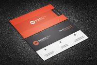 Free Creative Business Card Templates inside Unique Business Card Templates Free