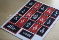 Free Downloadable Templates For The 52 Things I Love About with regard to 52 Things I Love About You Deck Of Cards Template