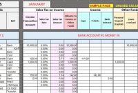 Free Excel Bookkeeping Templates with regard to Accounting Spreadsheet Templates For Small Business