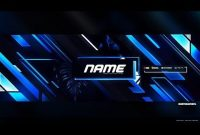Free Gfx: Free Photoshop Twitter Header Template: Epic in Twitter Banner Template Psd