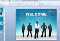 Free Global Leadership Powerpoint Template – Free Powerpoint regarding Best Business Presentation Templates Free Download