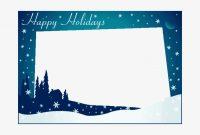 Free Holiday Greeting Card Templates – Seasons Greetings in Free Holiday Photo Card Templates