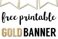 Free Printable Banner Letters Templates | Banner Ideen within Free Bridal Shower Banner Template
