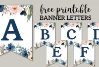 Free Printable Wedding Banners | Paper Trail Design for Bride To Be Banner Template