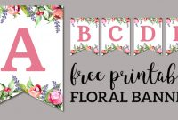 Free Printable Wedding Banners | Paper Trail Design regarding Bridal Shower Banner Template