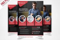 Free Psd : Corporate Business Flyer Template Psd On Behance inside New Business Flyer Template Free