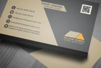 Free Real Estate Business Card Template (Psd) | Freebies throughout Real Estate Business Cards Templates Free