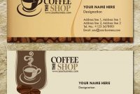 Free Templates Business Card For Coffee Shop – Google throughout Coffee Business Card Template Free