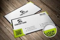Freebie Release: 10 Business Card Templates (Psd) inside Business Card Template Photoshop Cs6