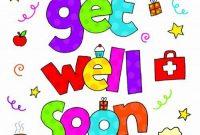 Get Well Soon Card Template | Get Well Soon Messages, Get inside Get Well Soon Card Template
