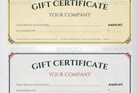 Gift Certificate Psd Template – 28 Images – Gift Formatted for Gift Certificate Template Photoshop