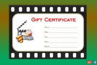 Go To Movie Gift Certificate Template – Gct in Movie Gift Certificate Template