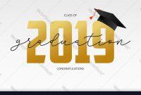 Graduating Card Template Class 2019 – Banner pertaining to Graduation Banner Template