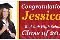 Graduation Banner 101 | Graduation Banner Templates for Graduation Banner Template
