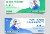 Healthcare & Medical Banner Promotion Template | Banner inside Medical Banner Template