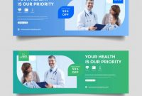 Healthcare & Medical Banner Promotion Template | Premium Vector pertaining to Medical Banner Template