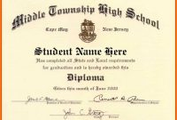 High School Diploma Certificate Template Pear Tree Digital throughout Ged Certificate Template